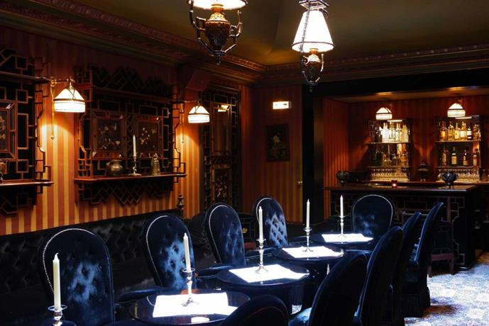 Costes hotels paris for Les prix des hotels a paris