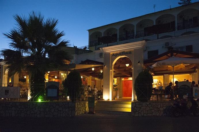 Apollon Hotel Paleokastritsa