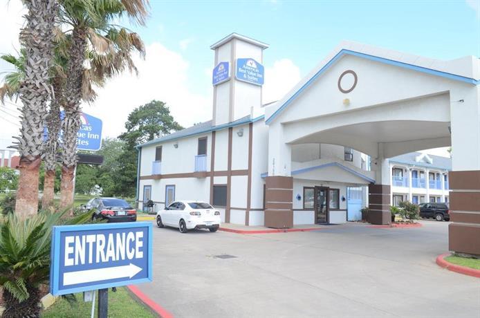 Americas Best Value Inn & Suites Houston Rosenberg