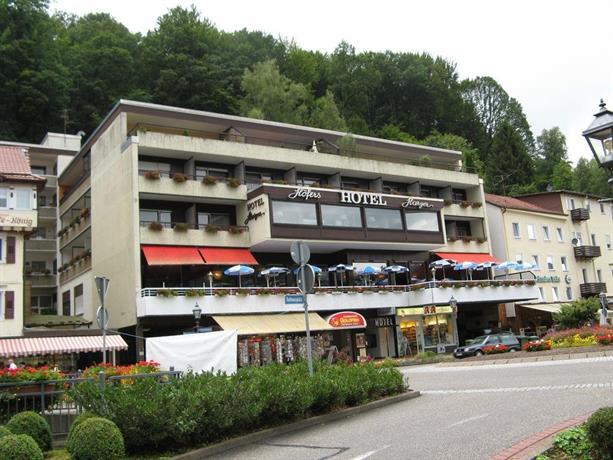Bad Herrenalb Hotel Harzer