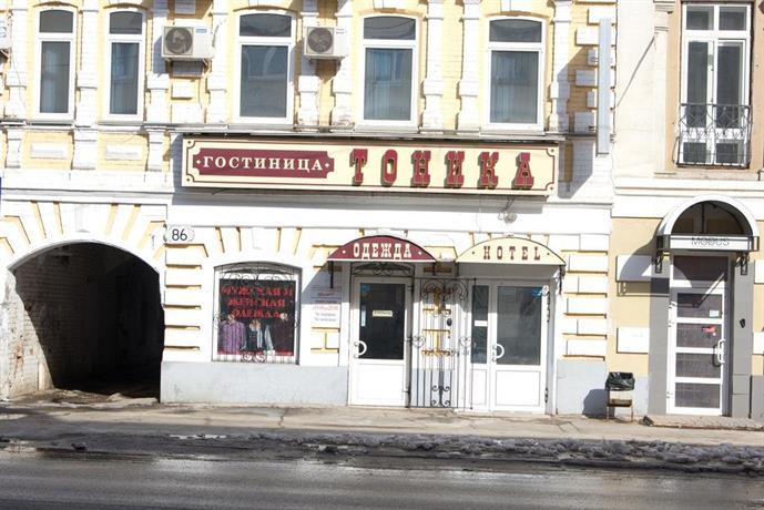Hotel Tonika