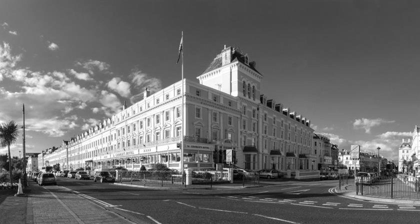 St Georges Hotel Llandudno Parking