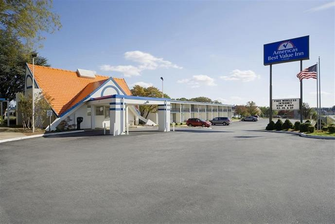 Americas Best Value Inn-Lynchburg/Madison Heights
