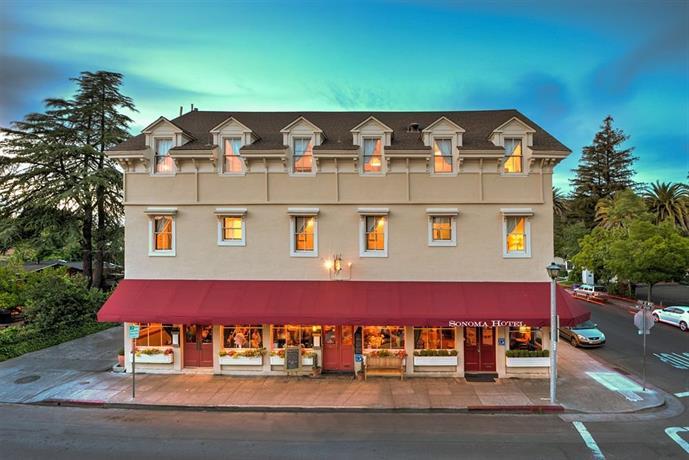 The Sonoma Hotel