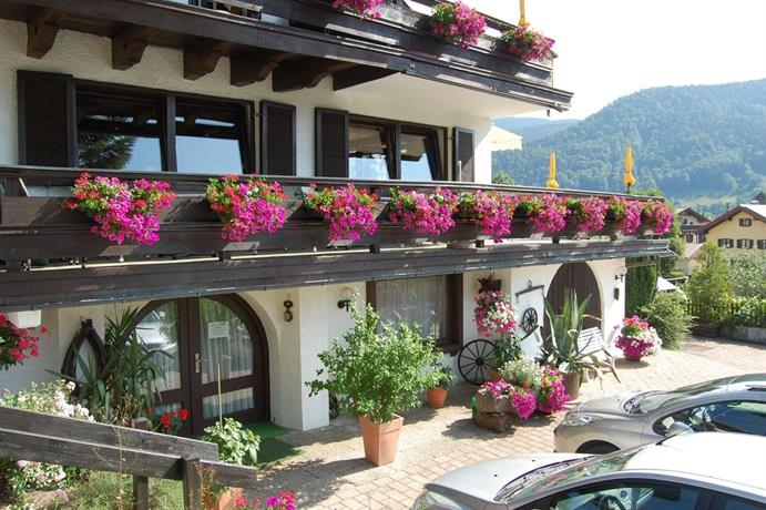 Hotel Pension Heidelberg Ruhpolding