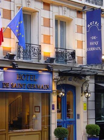 Hotel de saint germain paris compare deals for Hotel saint germain