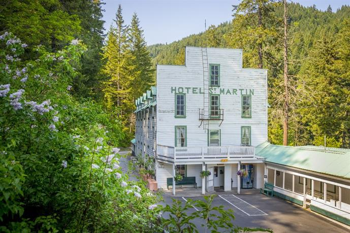 Carson Hot Springs and Resort