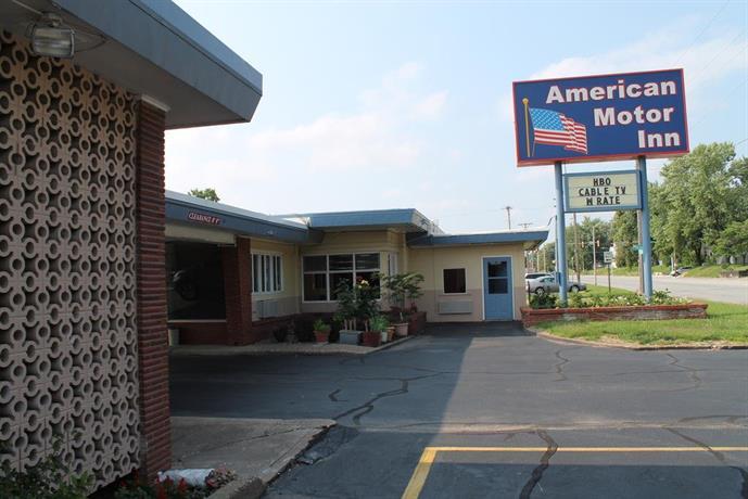 American motor inn rock island compare deals for Island motor inn resort