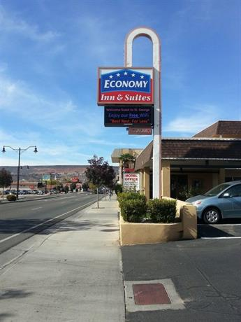 Economy Inn & Suites Saint George