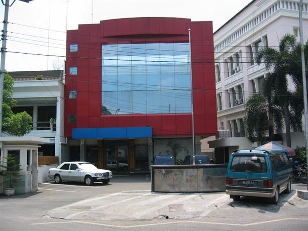 Hotel Citi International Palang Merah