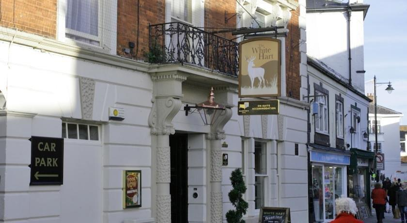 White Hart Hotel by Marston's Inns Andover
