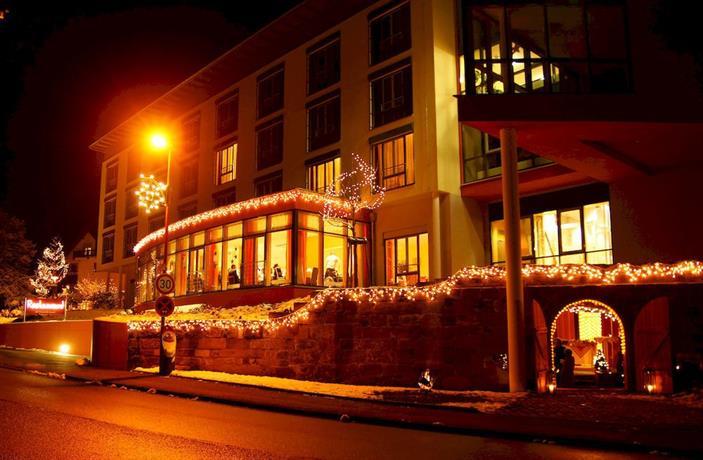 Hotel Am Kurpark Bad Herrenalb