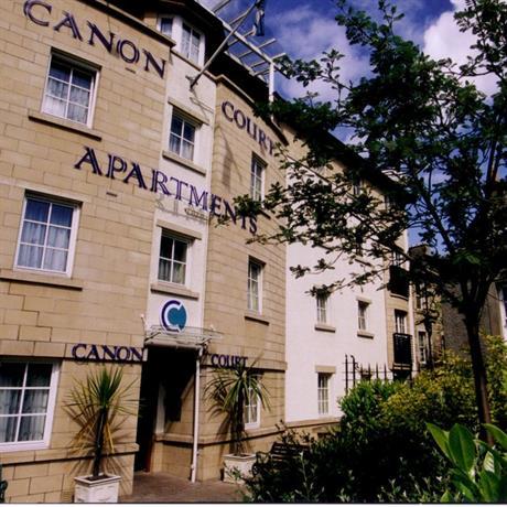 Hot-el-Apartments Canon Court