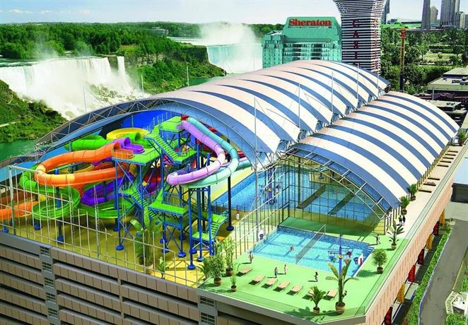 Skyline Hotel And Waterpark Deals