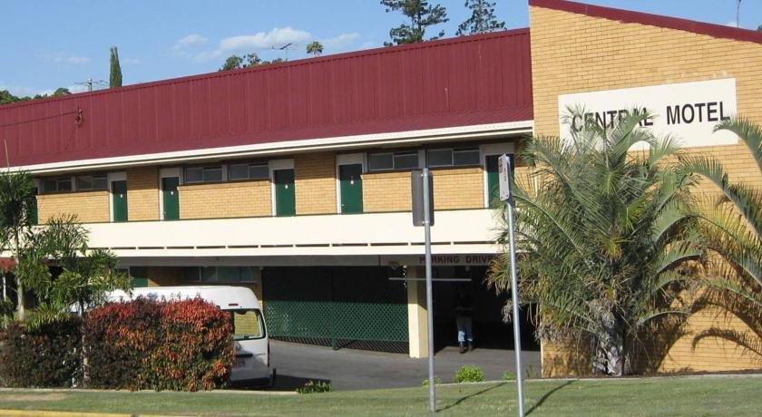 Central Motel Ipswich