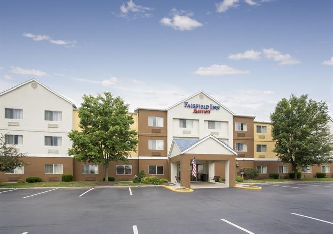 Fairfield Inn Middletown Monroe