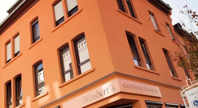 Neubert s Gasthaus Am Rhein Lahnstein
