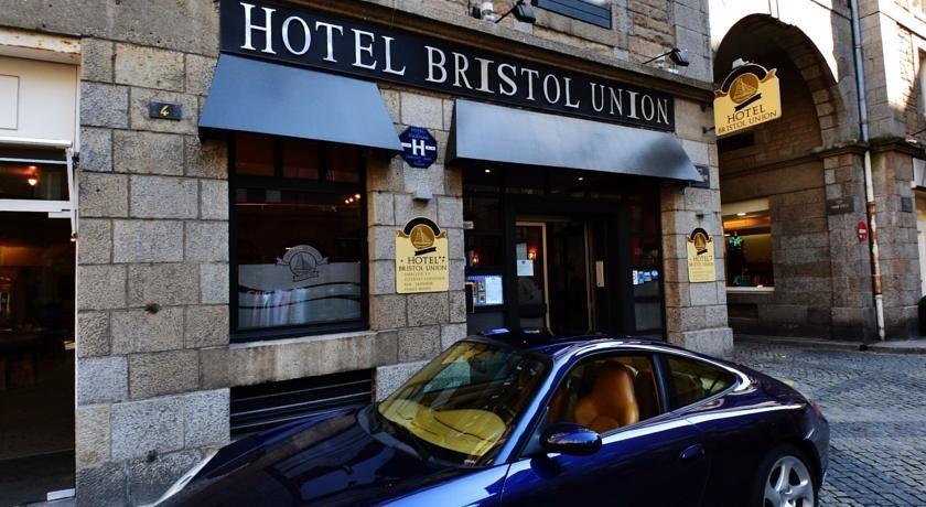 Hotel Bristol Union Intra Muros