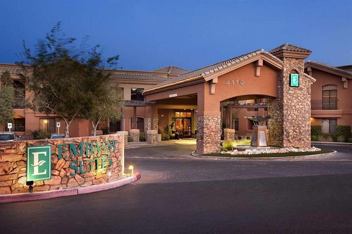 Embassy Suites Tucson Paloma Village