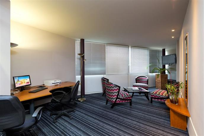 Best Western Hotel Lafayette Epinal