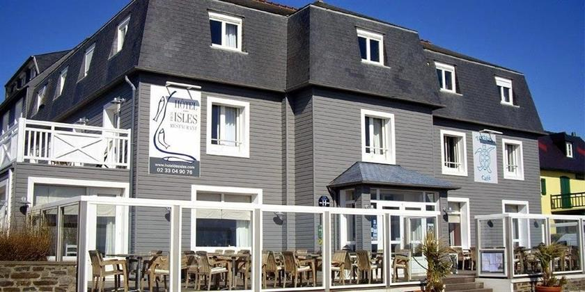 Hotel Restaurant Des Isles Barneville