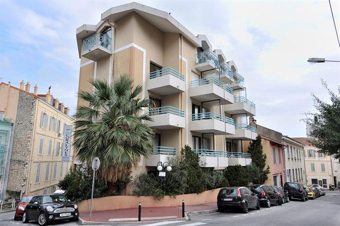 Residhotel les coralynes cannes compare deals for Resid hotel