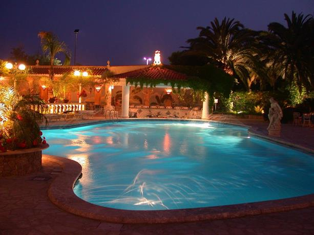 Over Sant Alphio Garden Hotel Spa