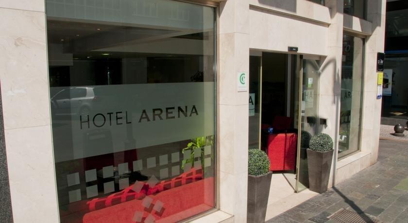 Hotel Arena Gijon