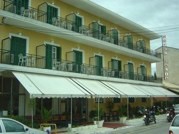 Dalia Hotel Corfu
