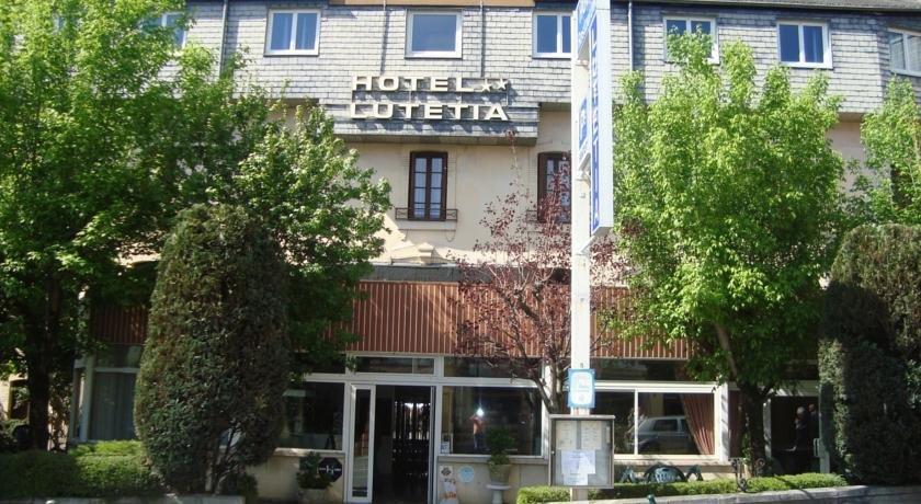 Hotel Lutetia Lourdes