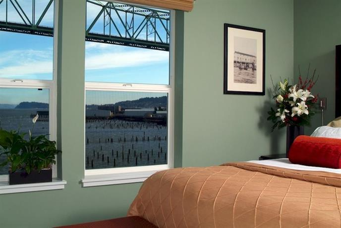 cannery pier hotel astoria compare deals. Black Bedroom Furniture Sets. Home Design Ideas