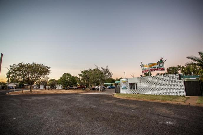Fourth Ave Motor Inn Mt Isa Compare Deals