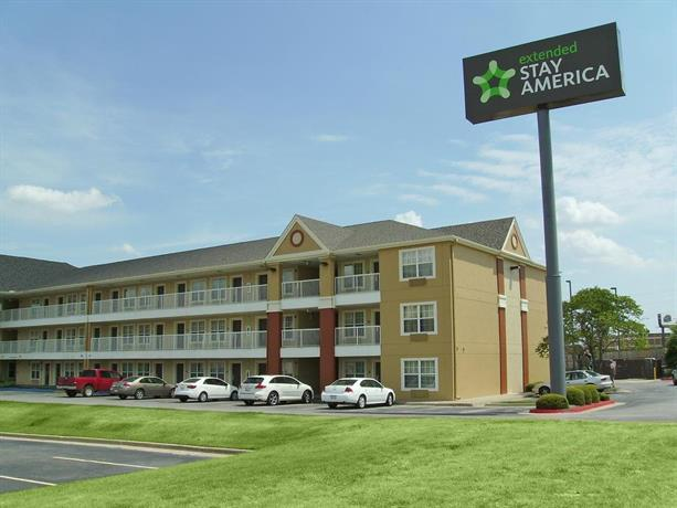 Extended Stay America Hotel Tulsa