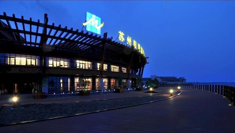 Grand Metropark Resort Yangcheng Suzhou