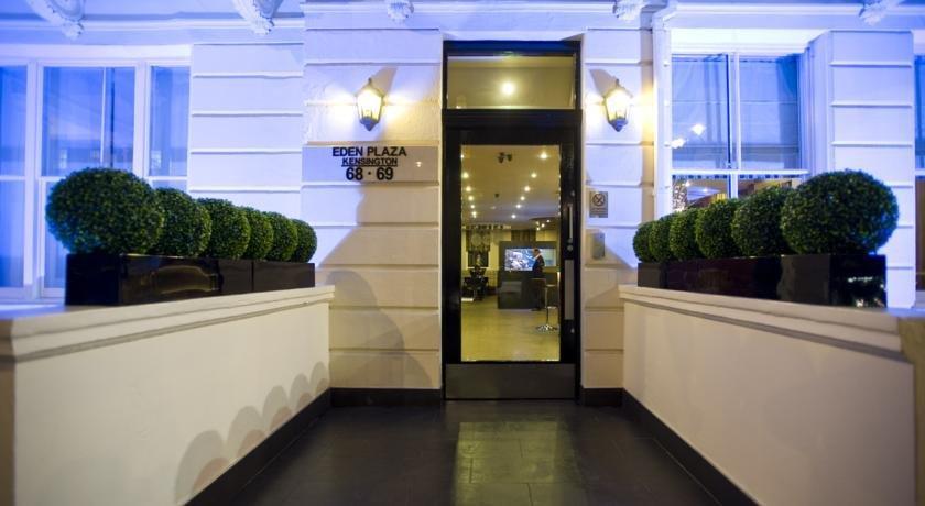 Eden Plaza Hotel South Kensington London