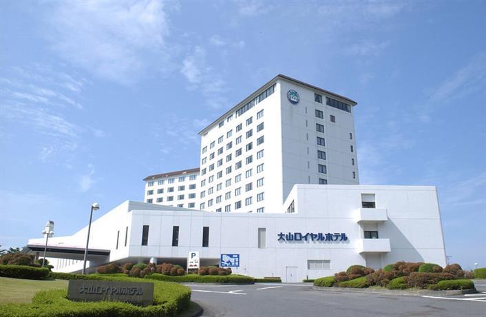 Daisen Royal Hotel Hoki