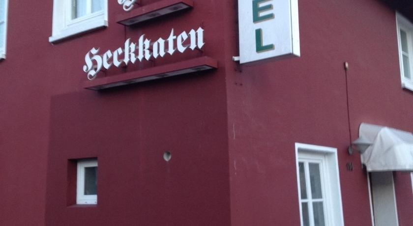 Heckkaten Hotel
