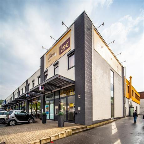 Mcdreams hotel wuppertal compare deals for Hotel wuppertal