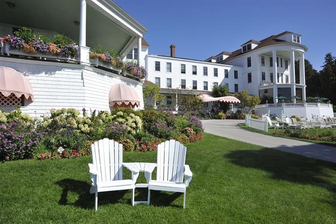 Mackinac Island Hotels With Indoor Pool