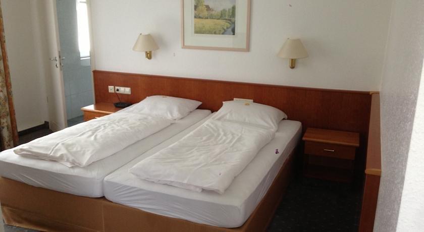 Hotel Villa Karlsbad Bad Mergentheim
