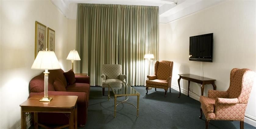 Good Sized Hotel Rooms In New York