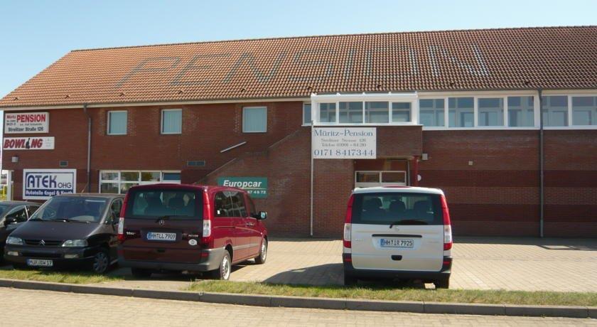 Hotel Pension Waren Muritz