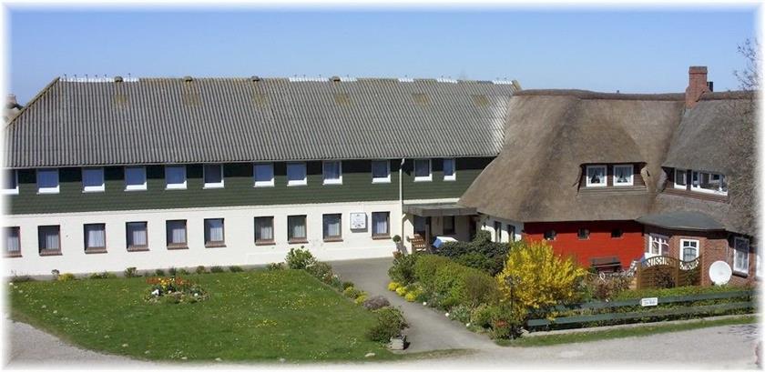 Utersum Hotel Zur Post