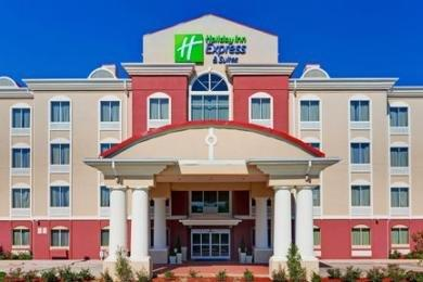 Holiday Inn Express Hotel & Suites Byram Steele