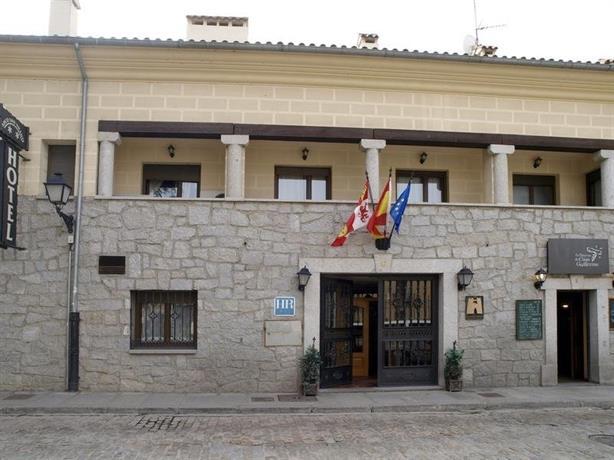 Hotel Arco San Vicente Ávila