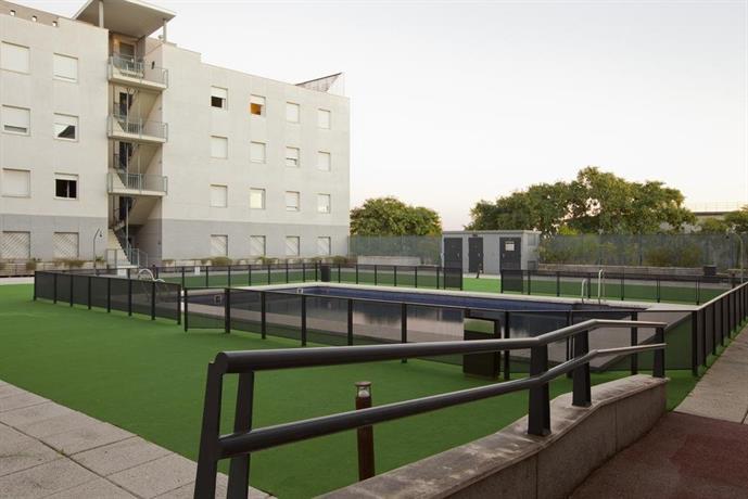 Apartamentos Vertice Sevilla Aljarafe