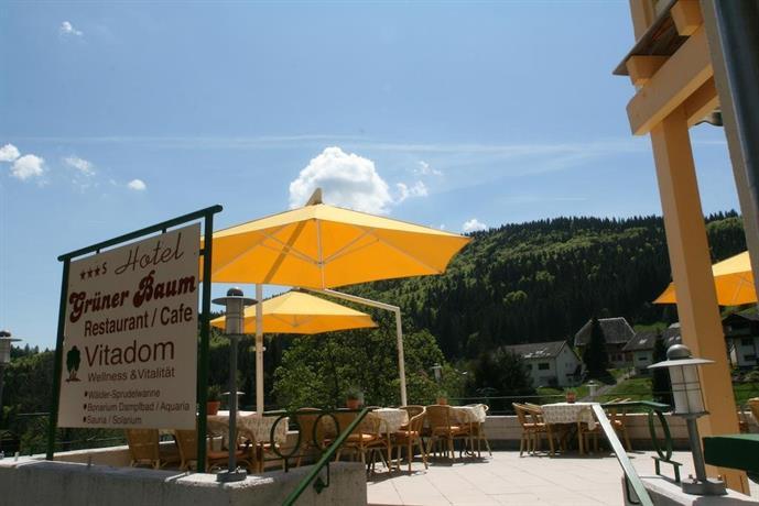 Vital Hotel Gruner Baum