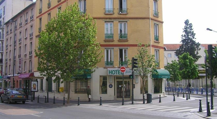 Hotel Les Jardins D'Asnieres-sur-Seine
