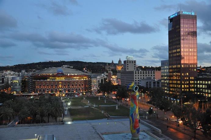 Apartamentos Eixample Plaza de España Barcelona