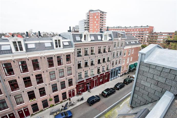 Cityden Rijksmuseum Residence